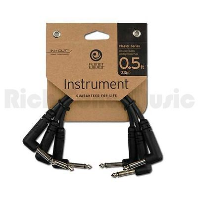 Planet Waves PW-CGTP-305 Classic Series Patch Cables 3-Pack