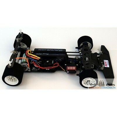 VOITURE BURI-Racer E1.2 kit French Edition