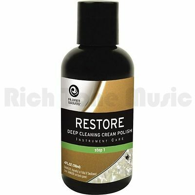Planet Waves PL01 Restore Deep Cleaning Cream Guitar Polish