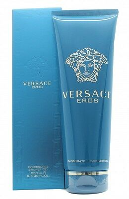Versace Eros Shower Gel 250Ml - Men's For Him. New. Free Shipping