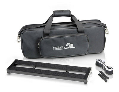 Palmer Pedalbay 50S Lightweight Compact Pedalboard with Softcase (NEW)