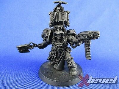 Terminator Librarian [Finecast] [x1] Space Marines [Warhammer 40,000] Primed
