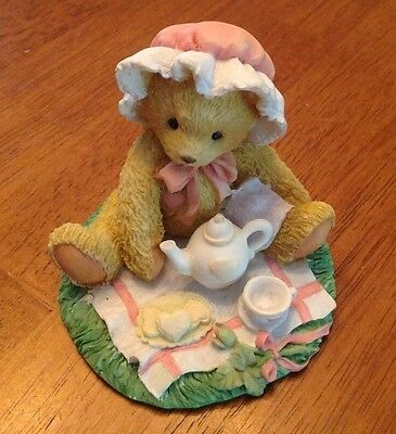 Cherished Teddies Marie Friendship is a Special Treat Retired 1993
