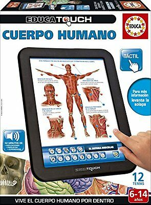SEHR GUT: Educa Touch Cuerpo Humano