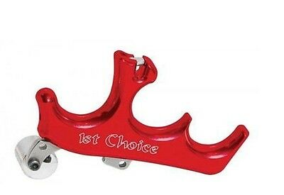 First Choice Carter Release 3- Finger  Red