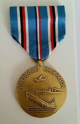 Us American Campaign Medal 1941-45