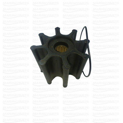 Impeller CEF500106GT replaces Volvo 3841697 Johnson 09-1028B Yanmar 127610-42200