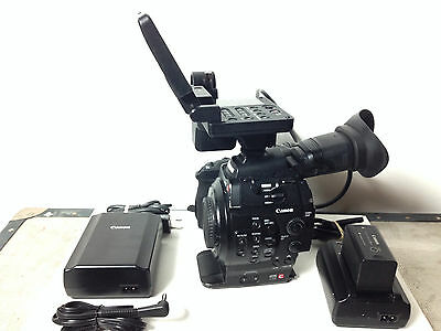 CANON EOS-C300 EF EOS C300 HD camcorder with accessories - 2 months warranty