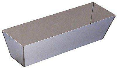 "Walboard Tool 24-003/SP-14 14"" Stainless Steel Mud Pan"