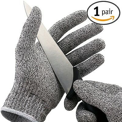 Cost-effective Hot Sale New Arrival 1 Pair Cut Resistant Gloves NoCry High Pe...