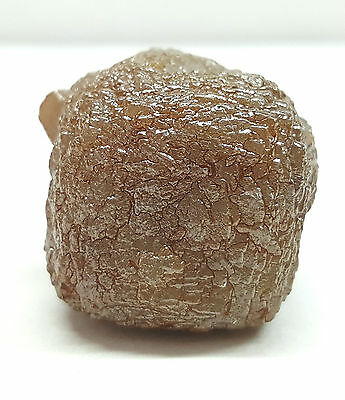 156.48TCW Yellow color Natural Big Cube shape Rare Rough Diamond See Video Here
