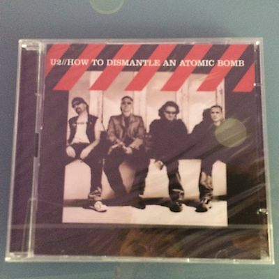 Cd U2 How To Dismantle An Atomic Bomb Cd + Dvd Nuovo Sigillato Spe Gratis Racc