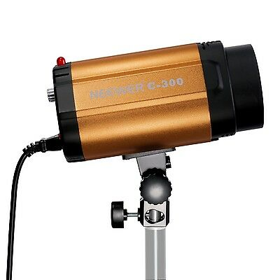 Neewer 300W Smart 300SDI Monolight Strobe Flash Photography Studio Light Lamp...