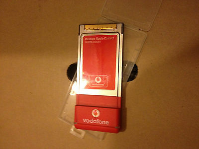 Vodafone Mobile Connect 3G Broadband Qualcomm 3G CDMA PCMCIA laptop Dongle