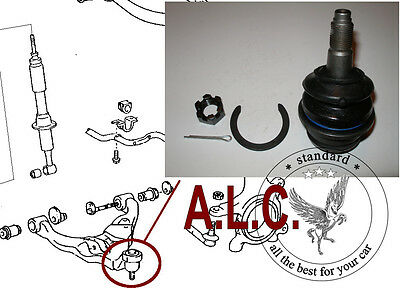 Lexus GX470; Toyota Land Cruiser 120 Lower Ball Joint, Front Suspension