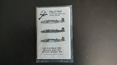 1/72 Tally Ho! Decals for B-25 Mitchell USSR