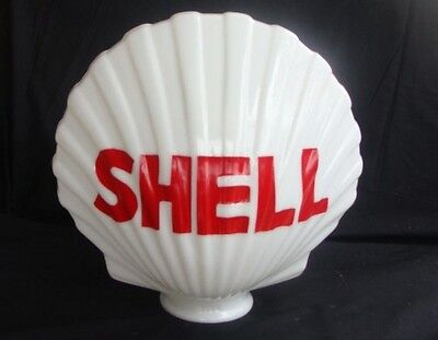 REPRODUCTION SHELL GAS PUMP GLOBE *Gas & Oil*