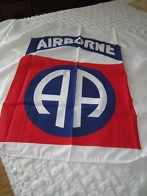 """""""AIRBORNE"""" Flag!!! 3' x 5'- """"New""""Polyester with grommets"""