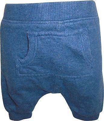 USED Baby Boys Next Navy Pocketed Bottoms 0-1 Month (E.F.K)