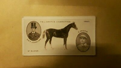 F.  &  J.  Smith  -  Very Rare Derby Winners  -  No 20 St.blaise