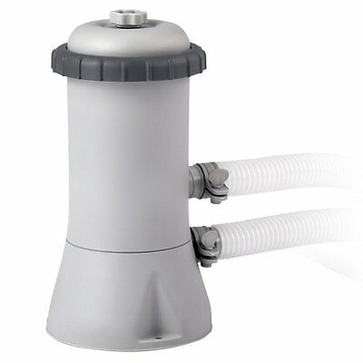 Intex Krystal Clear Filter Pump 2006 Litres 530gal per hour for pools up to 15ft