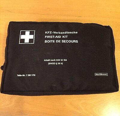 BMW Genuine First Aid Kit Brand New Unused Free Post