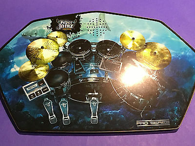 Wow Wee Group Paper Jamz Pro Series Instant Rockstar Drums 6388