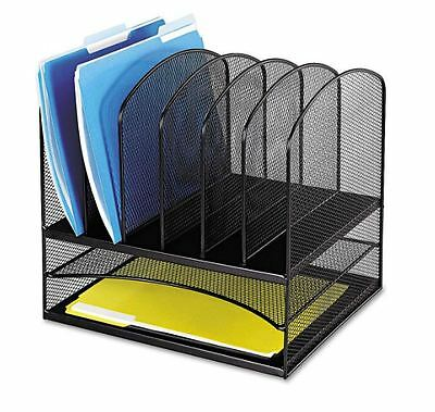 combination rack desk organizer folder file paper letter magazine office holder