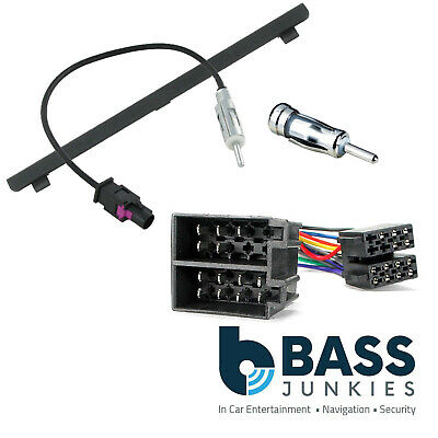 Landrover Discovery 2 99-2004 Car Stereo Single Din Fascia Fitting Kit CT24LR05
