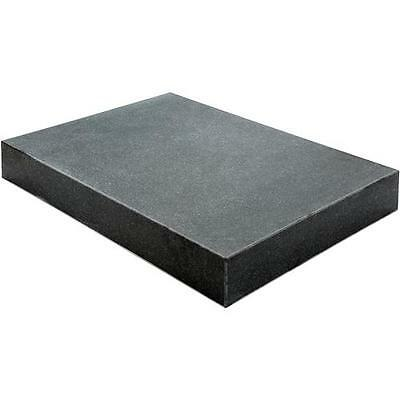 "G9654 Grizzly 8"" x 24"" x 3"" Granite Surface Plate, No Ledge"