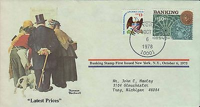 1978 - Norman Rockwell - Commemorative Society - Latest Prices