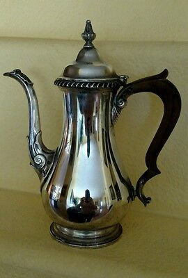 Gorham 111 Sterling Silver Coffee Pot 1 5/8 pint