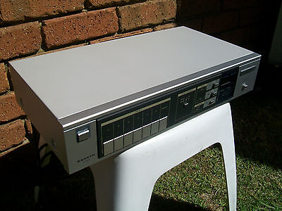 Retro sanyo stereo tuner and Amplifier
