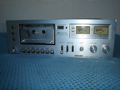 Vintage Binatone Stereo Cassette Tape Deck with Dolby