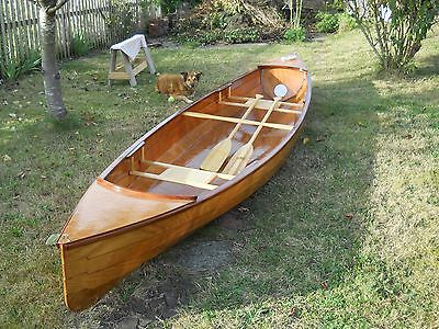 Sassafras 16 American Expedition 2 - 3 seater Canoe