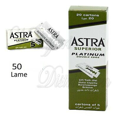 Lame Astra 50Pz