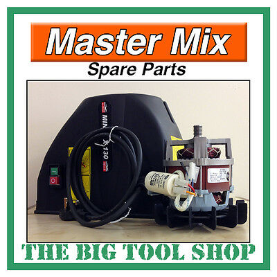 Mastermix 230V 240V Electric Motor Cover Kit Mc130 Mixer - Pre August 2002