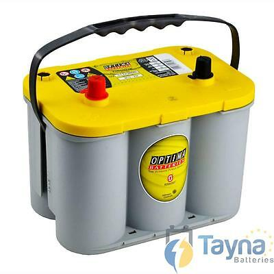 Optima Yellow Top Batterie YTS 4.2 (8012-254)  (BCI D34) YTS4.2 AGM