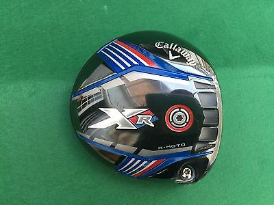 Callaway XR Pro 9 Degree Driver Head Excellent Condition Pro Shop