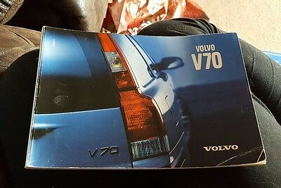 Owners Manual Volvo V70
