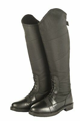 SALE! HKM Winter Style Riding Boots - Black - EU 41 - UK 7 Highly Insulated