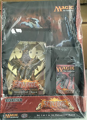 Magic Fat Pack Scourge, Nueva (Leer Descripción)