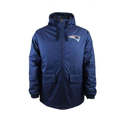 New Era NFL New England Patriots Sideline Parka Jacket