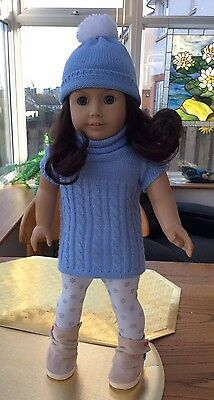 Gorgeous American Girl Doll Ready To Play