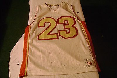 URBAN EDGE ATHLETIC-Cleveland Cavaliers#23-Jersey Made in Bangladesh Sz M-