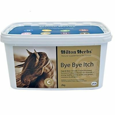 HILTON HERBS BYE BYE ITCH horse supplement for sensitive skin irritation