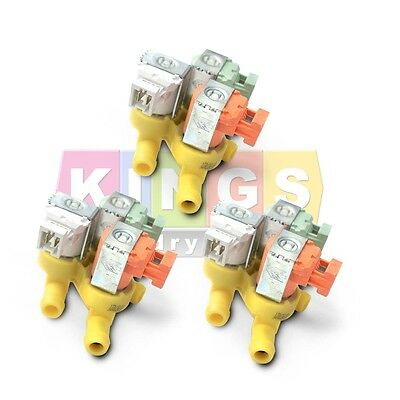 3PK OEM Brand New 3 Way Water Valve 220V For Wascomat # 823678 Free Shipping