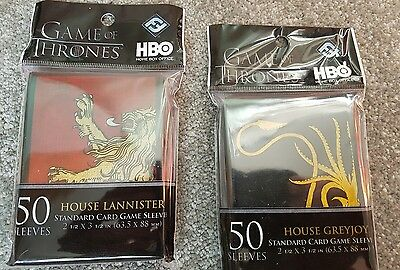 game of thrones deck protecters