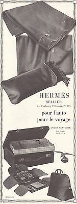 1925 Prind Ad Hermes Sellier Leather Bags Cases