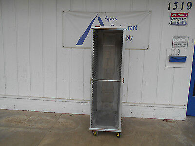 CresCor Tray/Sheet Pan Rack- Mobile Transport Cabinet # 1985